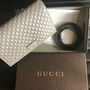 Gucci Wallet on a chain